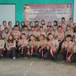 Herlambang Buka Kegiatan Rapat Kerja Kwartir dan Pelantikan  Satuan Karya Pramuka